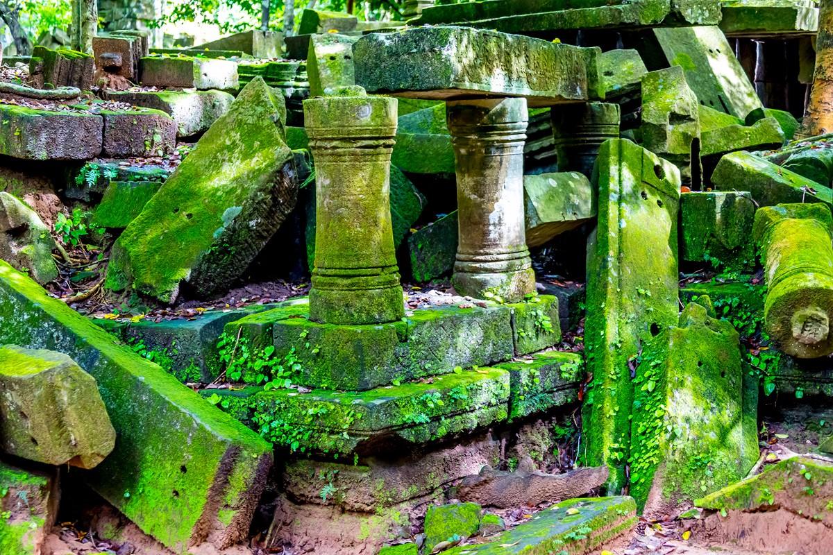 【杆说杆摄】崩密列 失落在原始丛林中的绿色王国 这里是摄影人的天堂 ..._图1-35