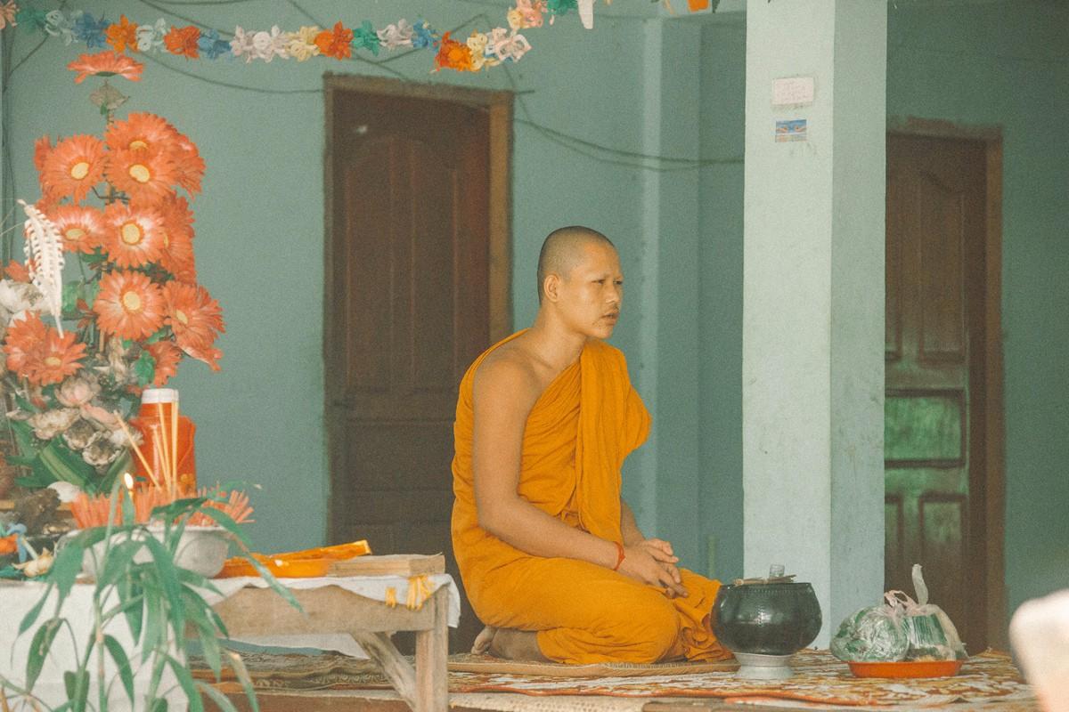 【杆说杆摄】行走柬埔寨 春夏秋冬又一春 柬埔寨幸福的小和尚们 ..._图1-8