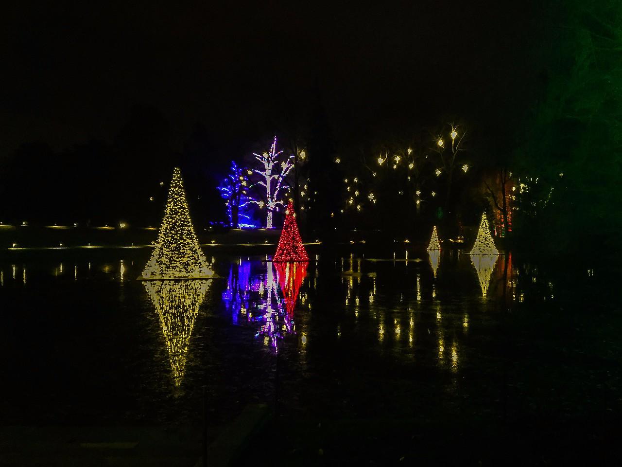 费城长木公园,夜幕下的灿烂_图1-5