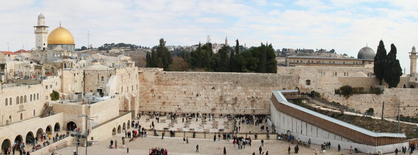 川普承认耶路撒冷:鲁莽还是敢做敢当_图1-1