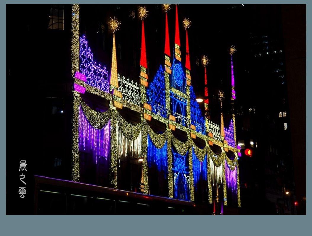 纽约洛克菲勒中心的圣诞节_图1-13
