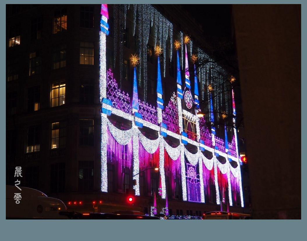 纽约洛克菲勒中心的圣诞节_图1-15