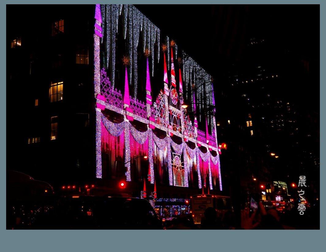 纽约洛克菲勒中心的圣诞节_图1-16