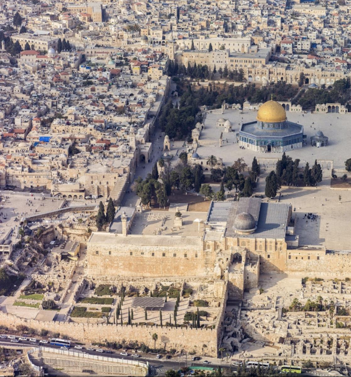 川普承认耶路撒冷:鲁莽还是敢做敢当_图1-2
