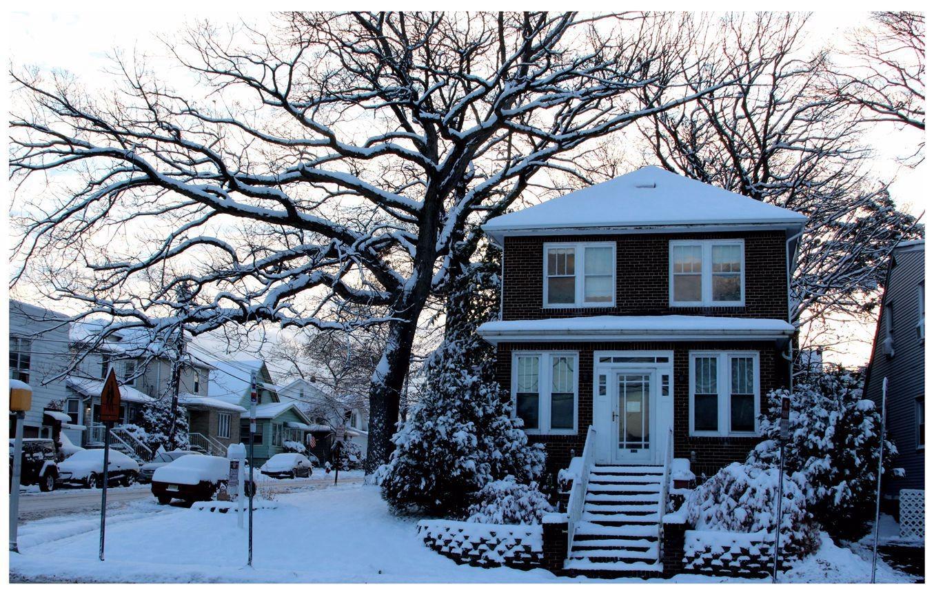 纽约地区入冬首雪景色迷人_图1-7