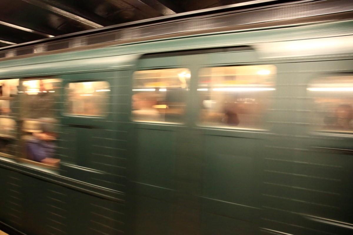 纽约复古火车掠影   【一片叶】_图1-3
