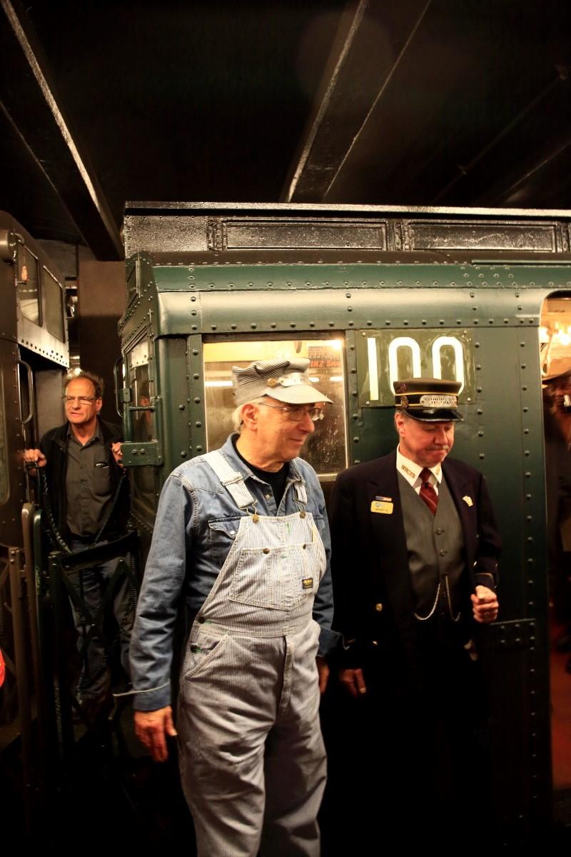 纽约复古火车掠影   【一片叶】_图1-5