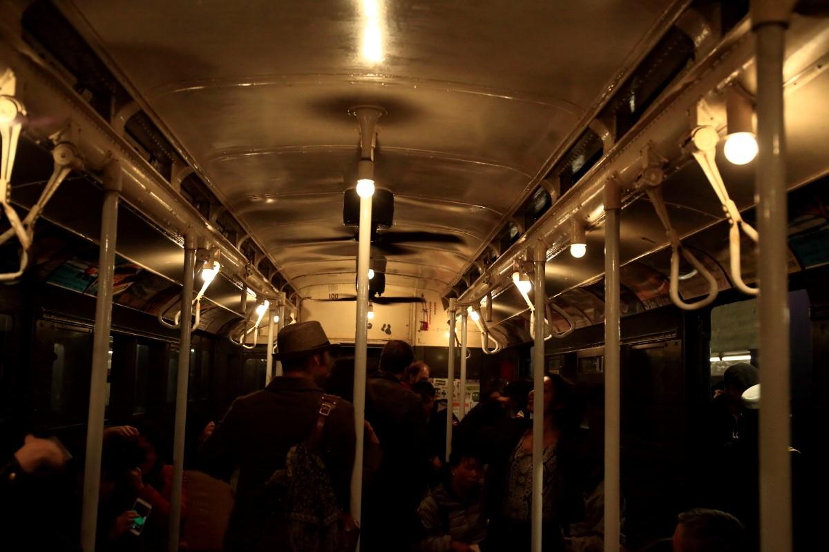 纽约复古火车掠影   【一片叶】_图1-9