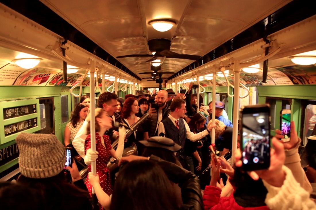 纽约复古火车掠影   【一片叶】_图1-12
