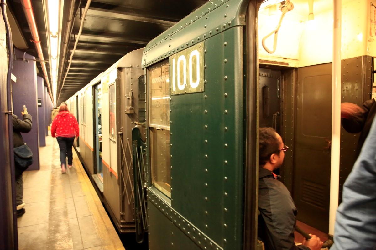 纽约复古火车掠影   【一片叶】_图1-14