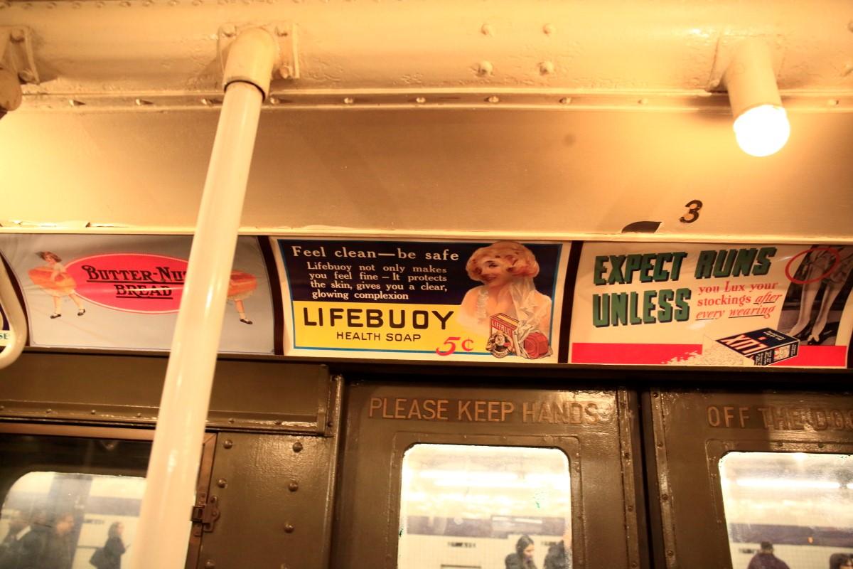 纽约复古火车掠影   【一片叶】_图1-16