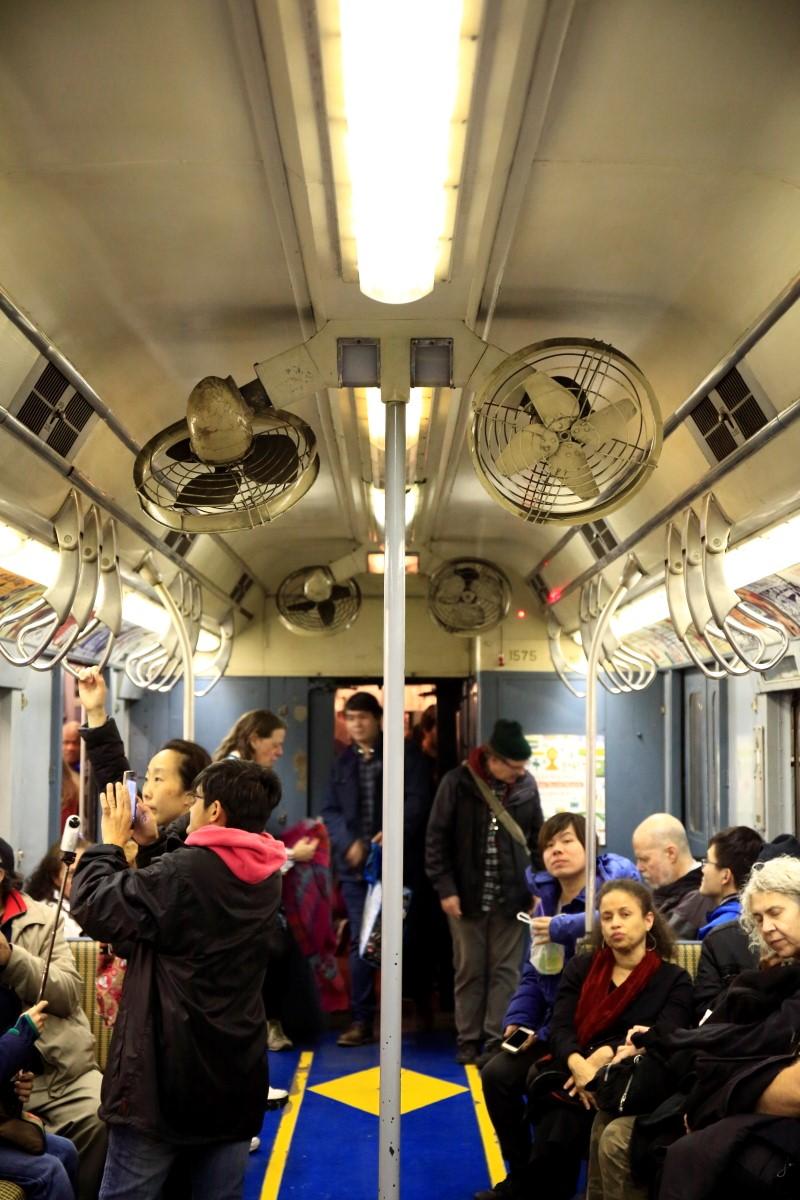 纽约复古火车掠影   【一片叶】_图1-19