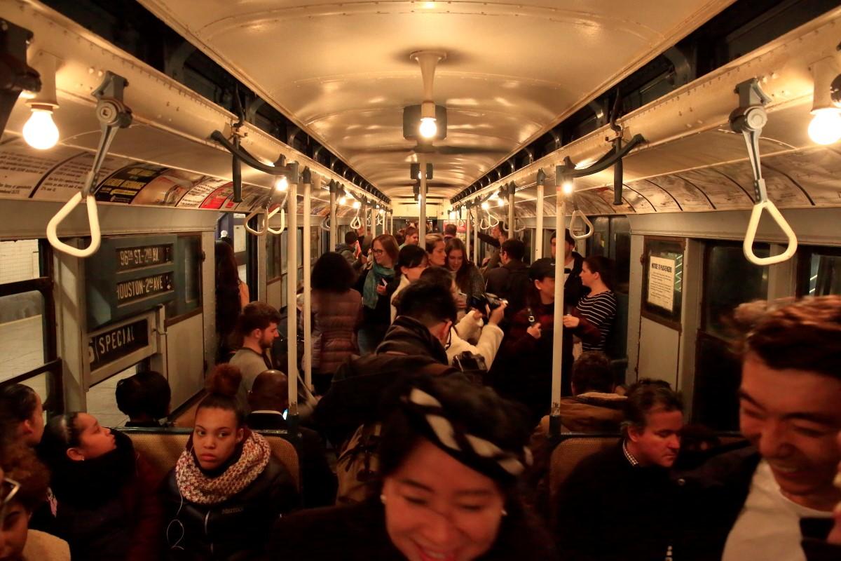 纽约复古火车掠影   【一片叶】_图1-21