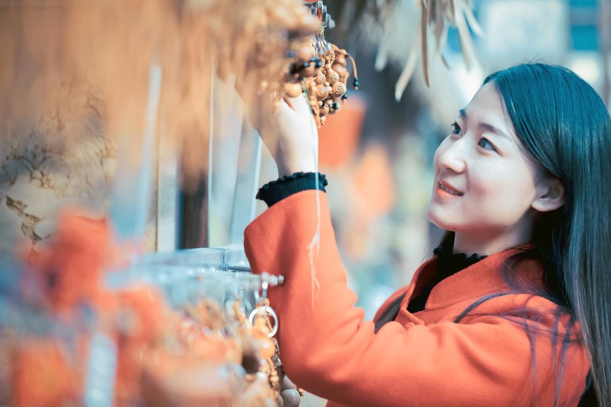 「杆说杆摄」临沂女孩走进兰陵压油沟菜博园 这个冬天有点暖 ..._图1-11