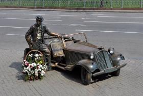 莫斯科城雕
