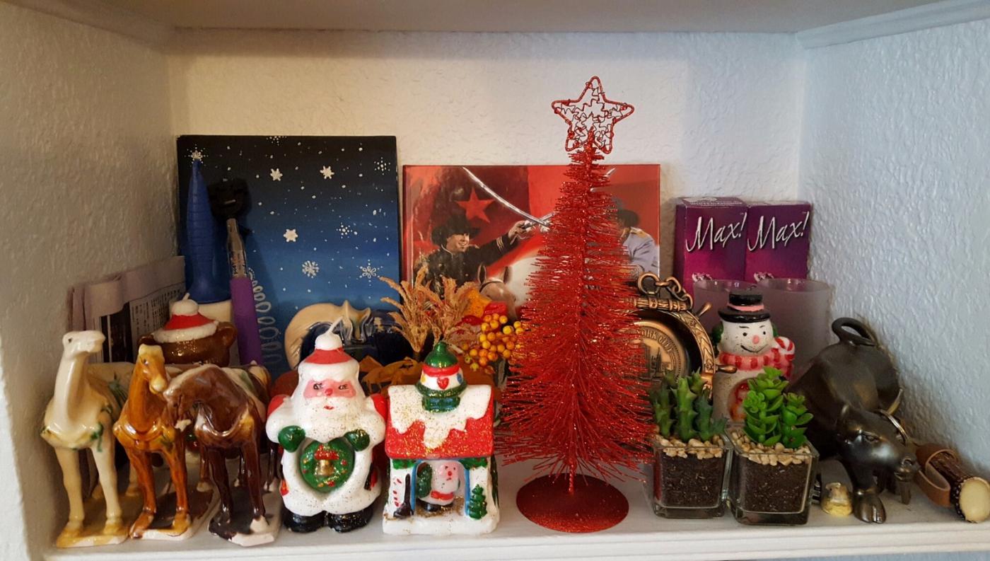 【田螺随拍】我家的圣诞树准备
