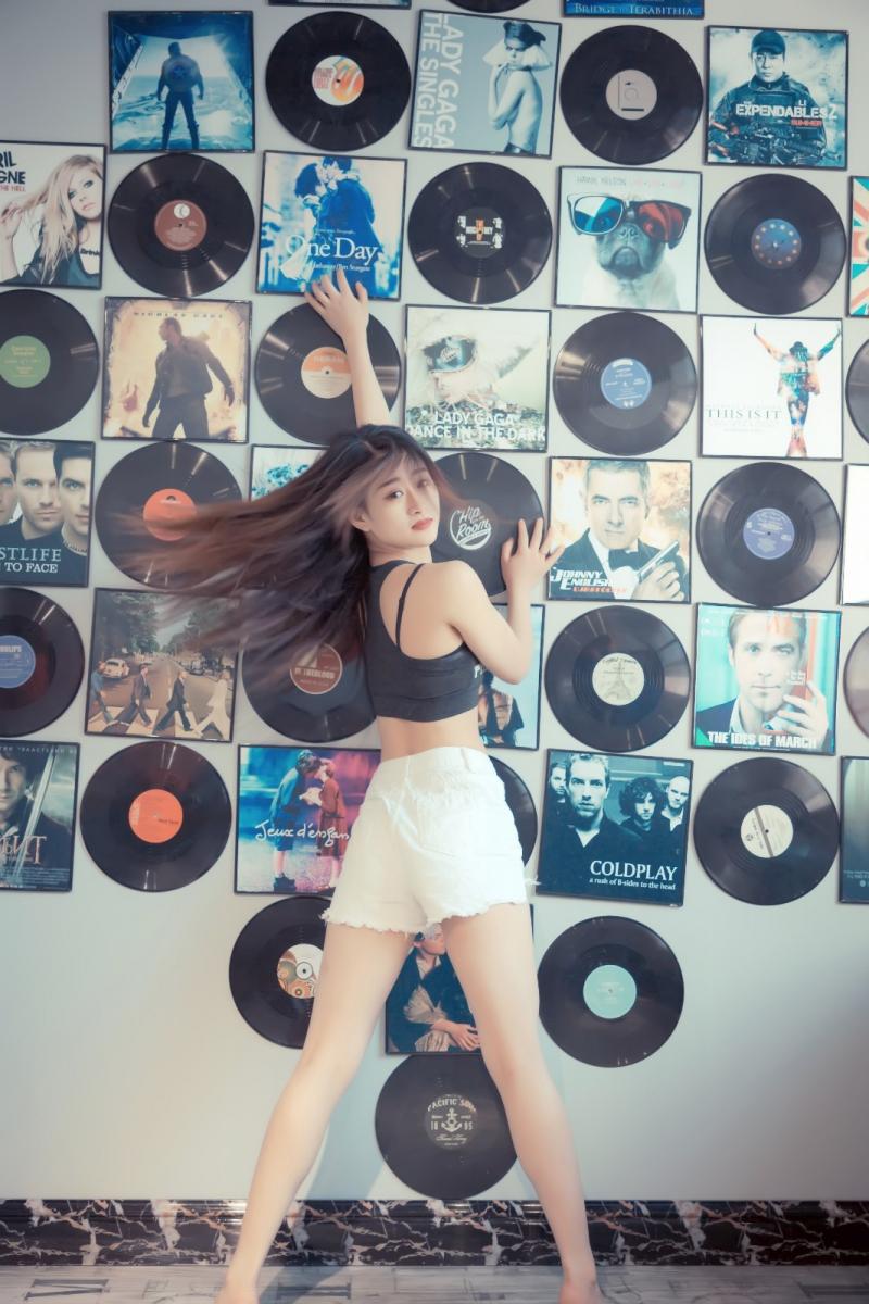 【杆说杆摄】走进怀揣梦想上路的舞蹈女孩刘欣的私密空间_图1-12
