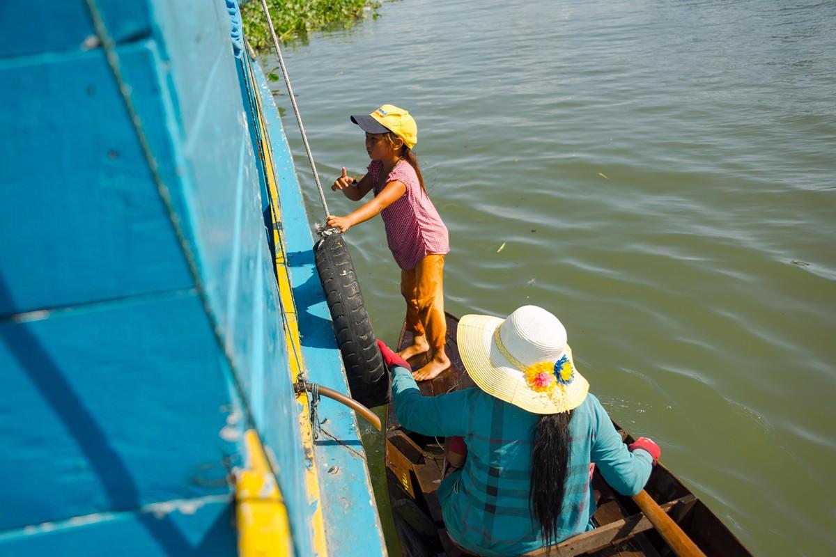 洞里萨湖 被祖国抛弃的漂浮着的难民营_图1-10