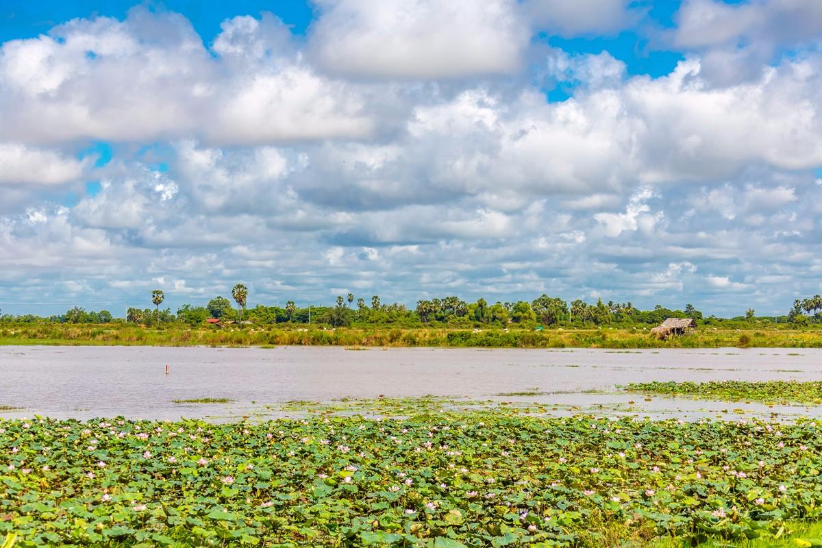 洞里萨湖 被祖国抛弃的漂浮着的难民营_图1-21