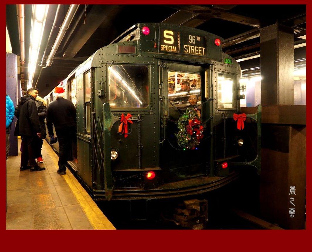 纽约假日怀旧列车(Holiday Nostalgia Train)_图1-1