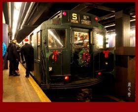 纽约假日怀旧列车(Holiday No