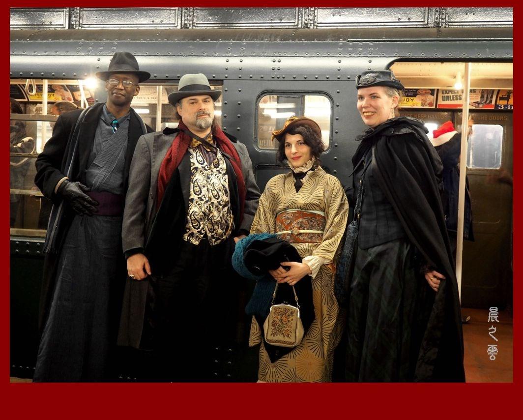 纽约假日怀旧列车(Holiday Nostalgia Train)_图1-2