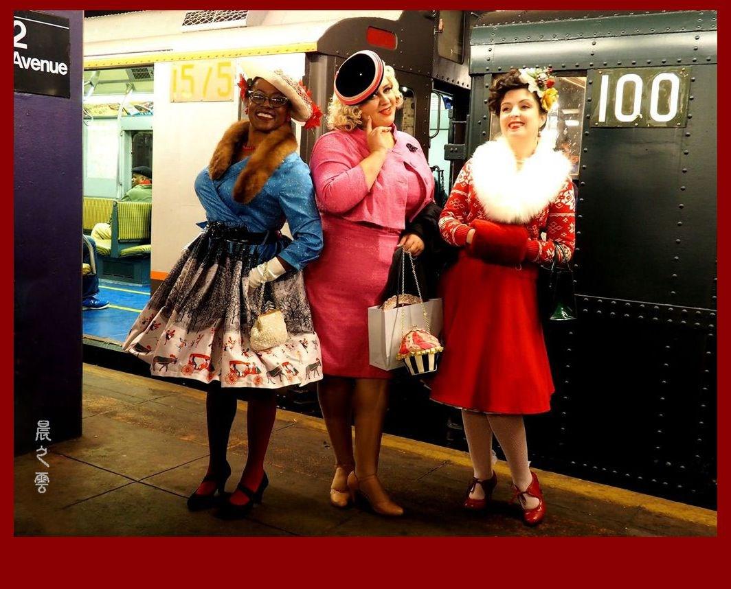 纽约假日怀旧列车(Holiday Nostalgia Train)_图1-3