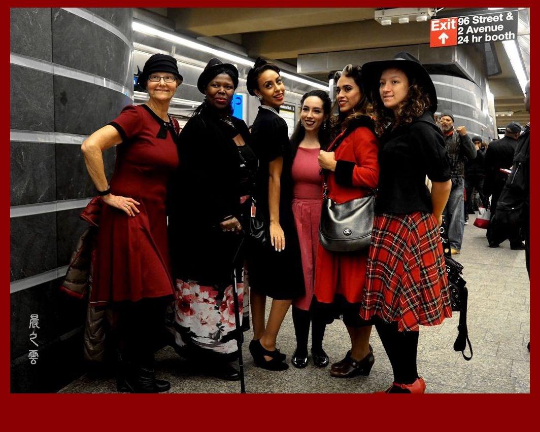 纽约假日怀旧列车(Holiday Nostalgia Train)_图1-5