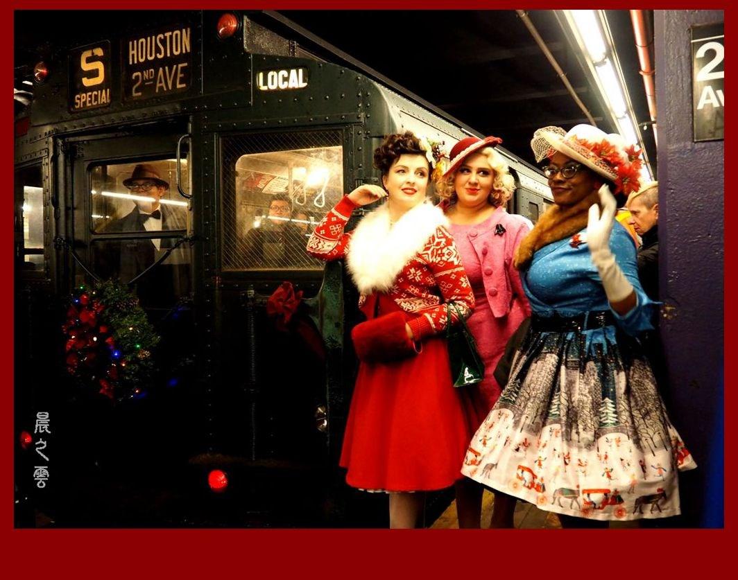 纽约假日怀旧列车(Holiday Nostalgia Train)_图1-7