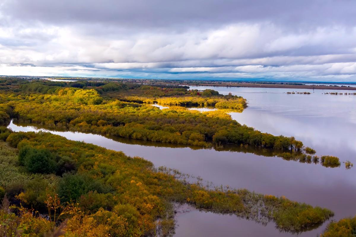 黑龙江上游有一个美丽的边陲小城 她的对面就是俄罗斯_图1-5