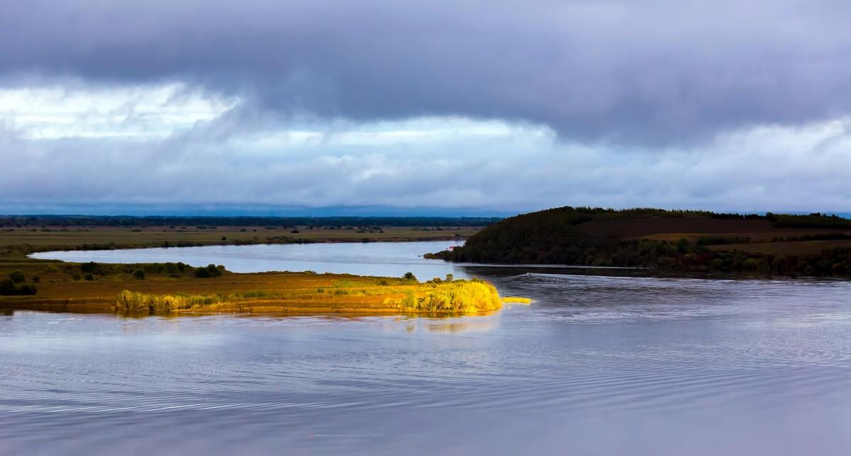 黑龙江上游有一个美丽的边陲小城 她的对面就是俄罗斯_图1-7
