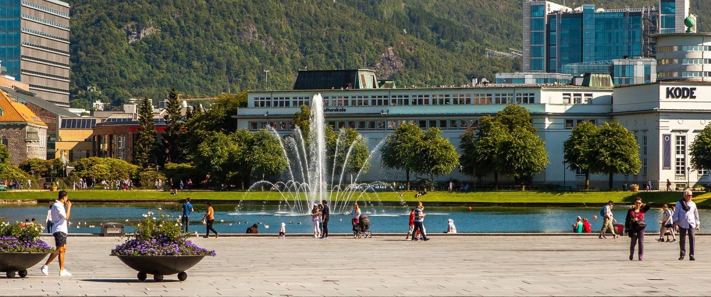 挪威卑爾根市,歐洲文化之都_圖1-7
