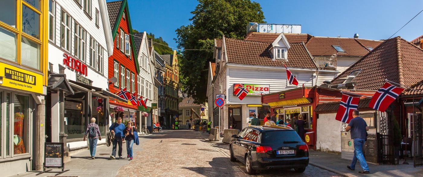 挪威卑爾根市,歐洲文化之都_圖1-5