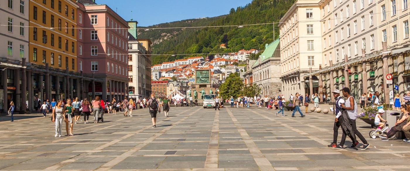 挪威卑爾根市,歐洲文化之都_圖1-6