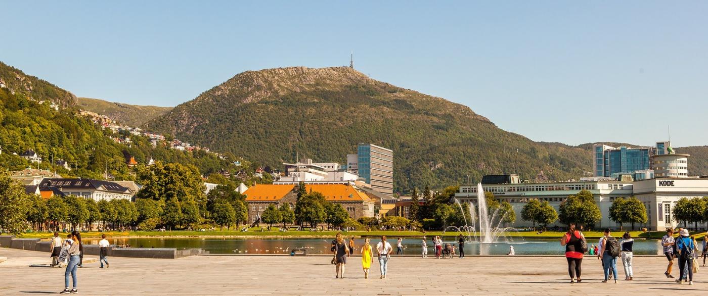 挪威卑爾根市,歐洲文化之都_圖1-1