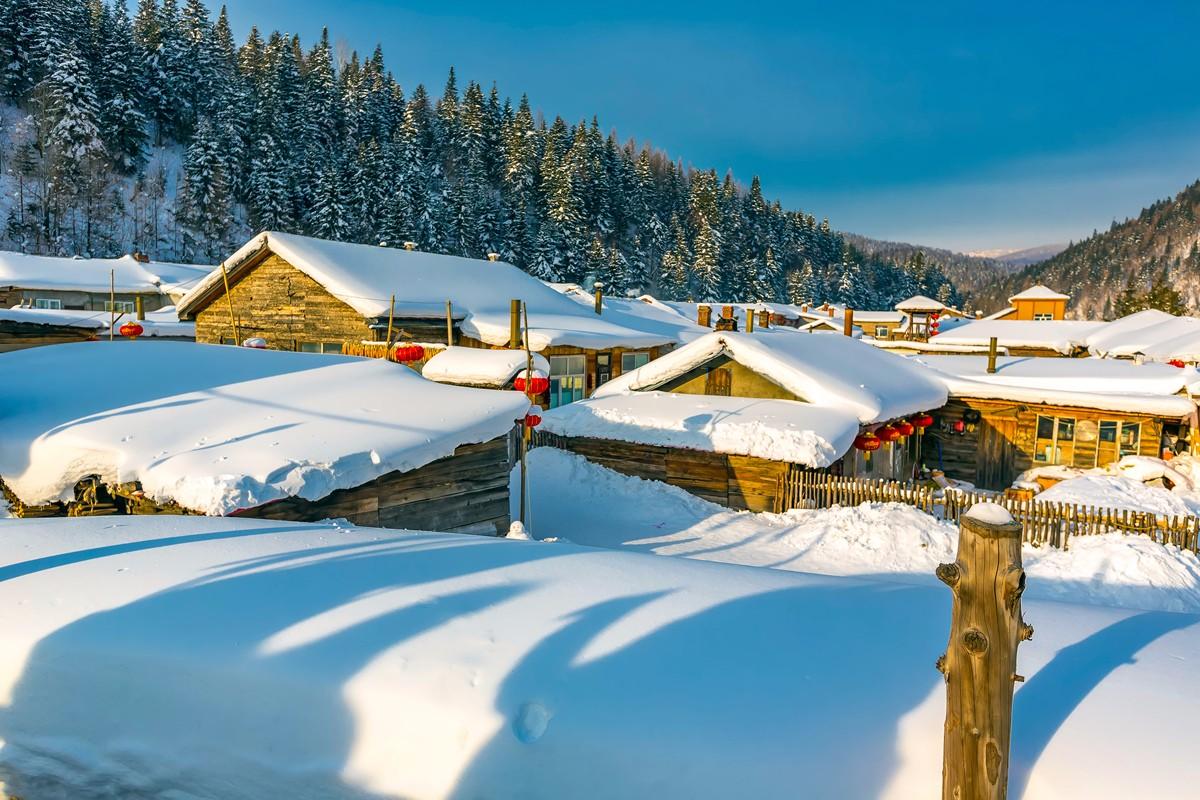 雪乡的雪虽然迷人 但来之不易 成本很高 还是看看照片吧_图1-4