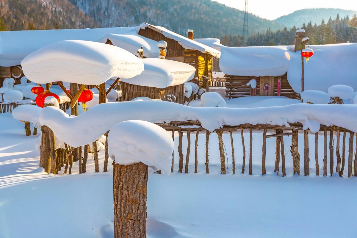 雪乡的雪虽然迷人 但来之不易 成本很高 还是看看照片吧_图1-6