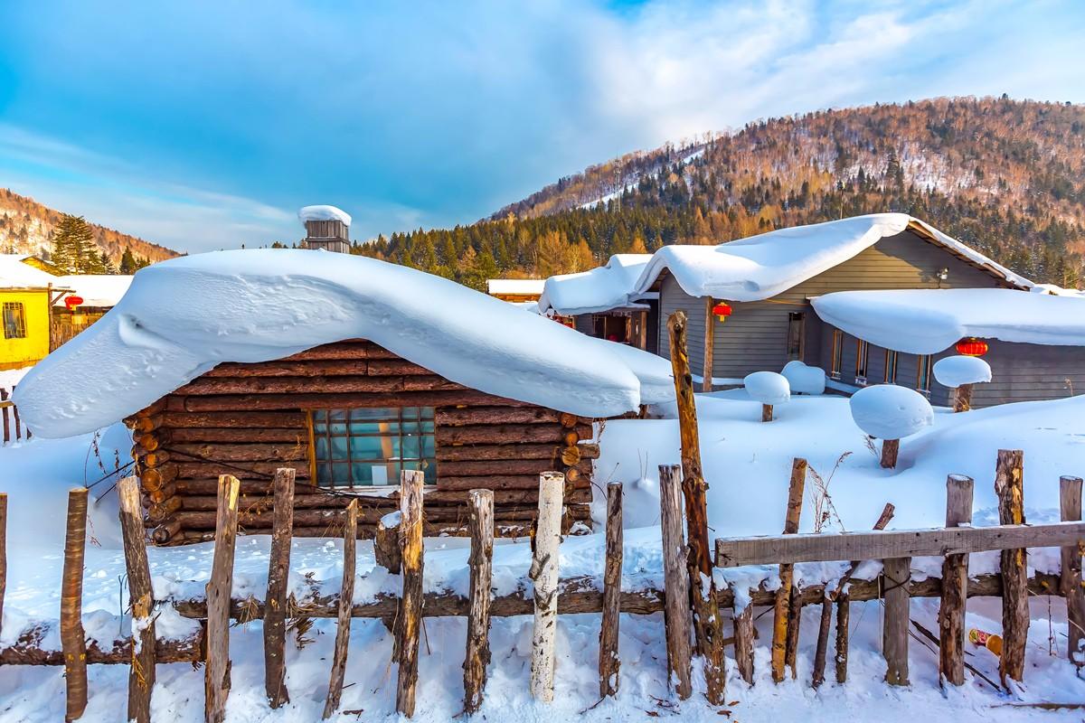雪乡的雪虽然迷人 但来之不易 成本很高 还是看看照片吧_图1-8