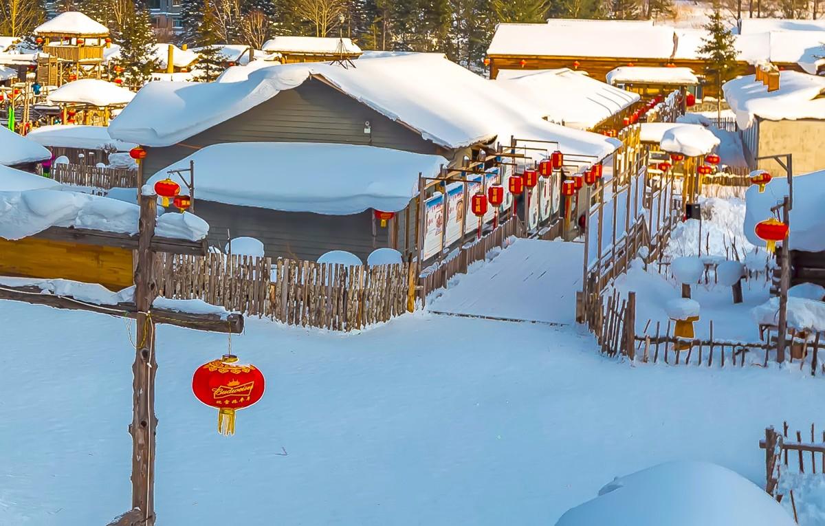 雪乡的雪虽然迷人 但来之不易 成本很高 还是看看照片吧_图1-9