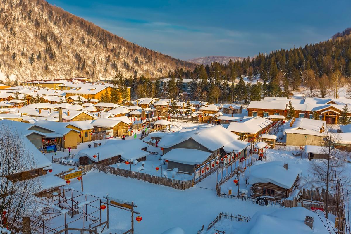 雪乡的雪虽然迷人 但来之不易 成本很高 还是看看照片吧_图1-10