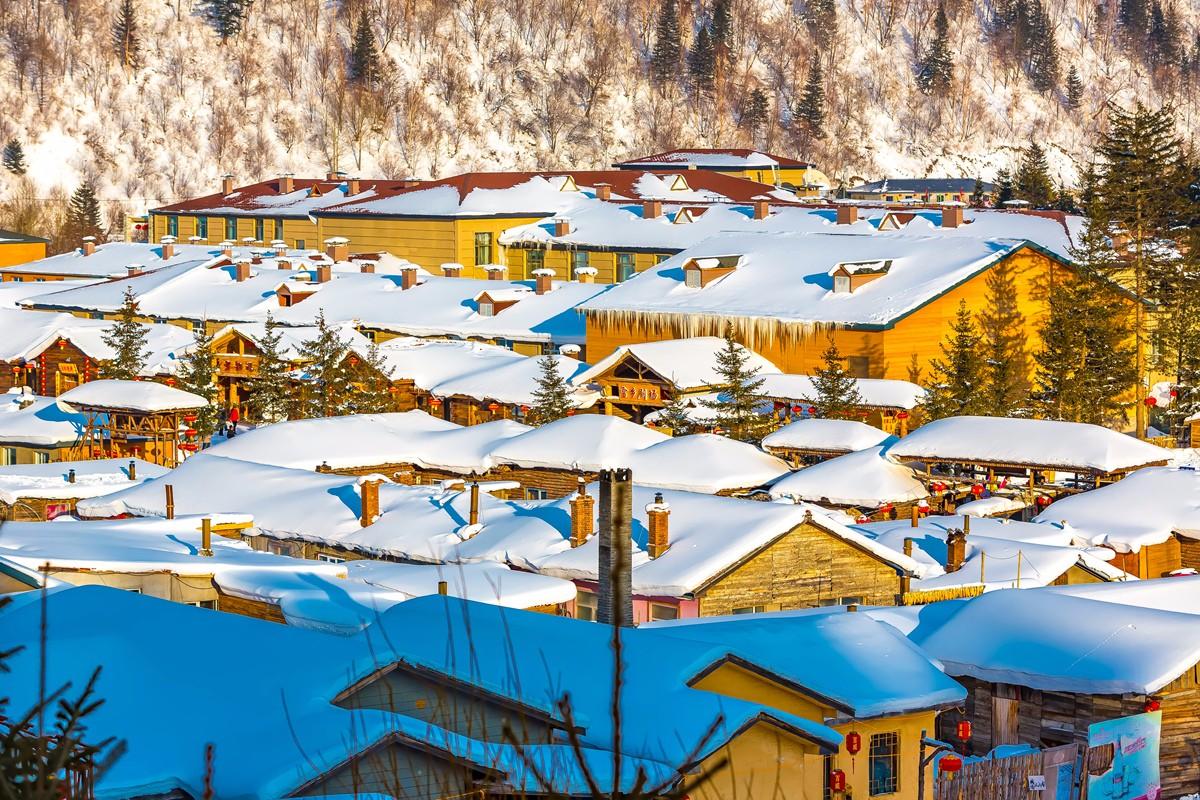 雪乡的雪虽然迷人 但来之不易 成本很高 还是看看照片吧_图1-13
