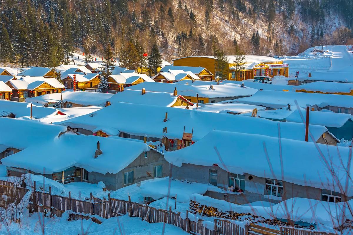 雪乡的雪虽然迷人 但来之不易 成本很高 还是看看照片吧_图1-15
