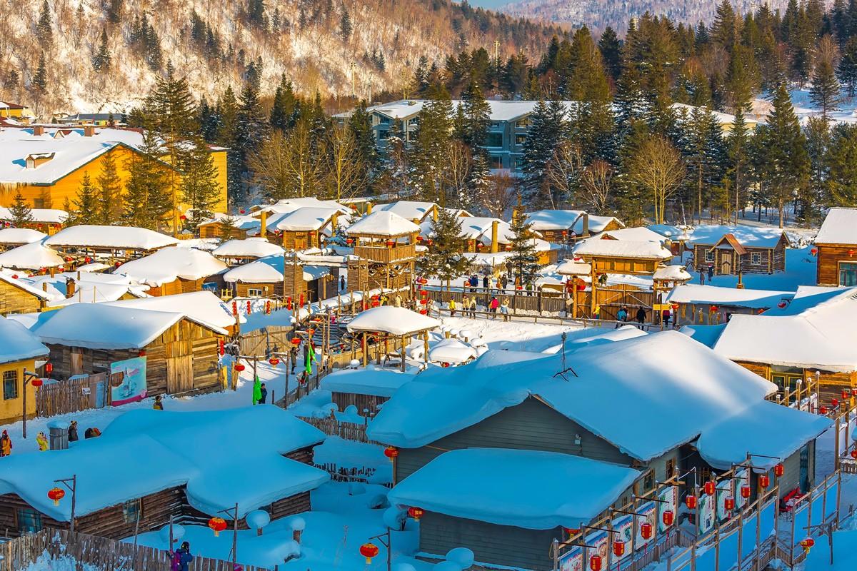 雪乡的雪虽然迷人 但来之不易 成本很高 还是看看照片吧_图1-16