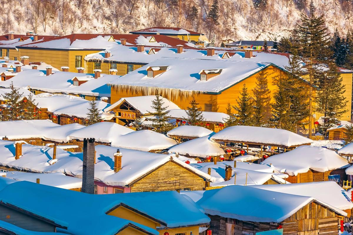 雪乡的雪虽然迷人 但来之不易 成本很高 还是看看照片吧_图1-20