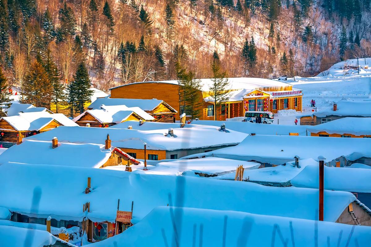 雪乡的雪虽然迷人 但来之不易 成本很高 还是看看照片吧_图1-19