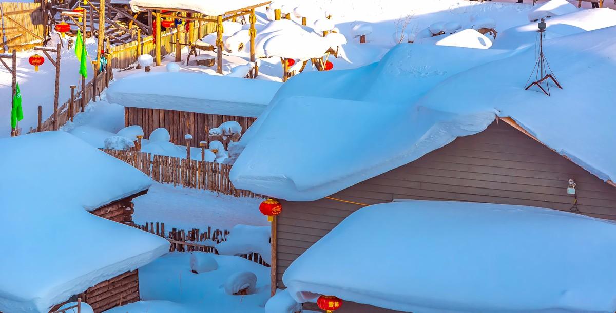 雪乡的雪虽然迷人 但来之不易 成本很高 还是看看照片吧_图1-18