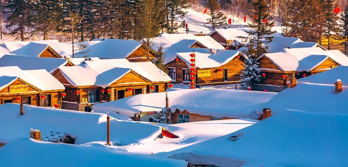雪乡的雪虽然迷人 但来之不易 成本很高 还是看看照片吧_图1-17