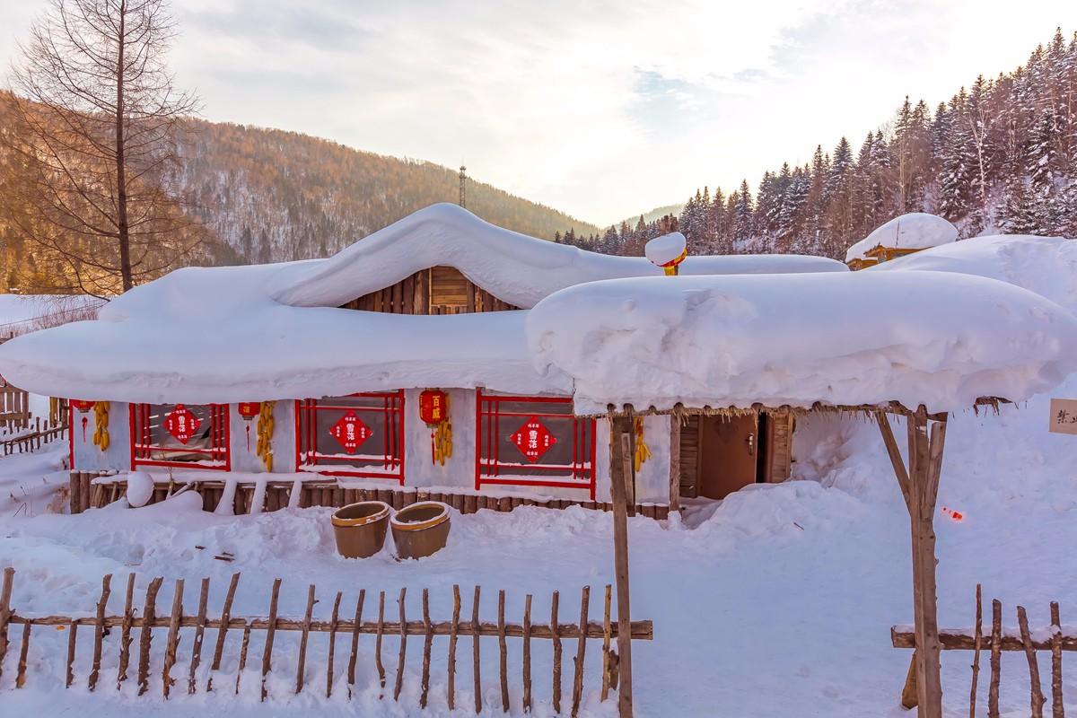 雪乡的雪虽然迷人 但来之不易 成本很高 还是看看照片吧_图1-21