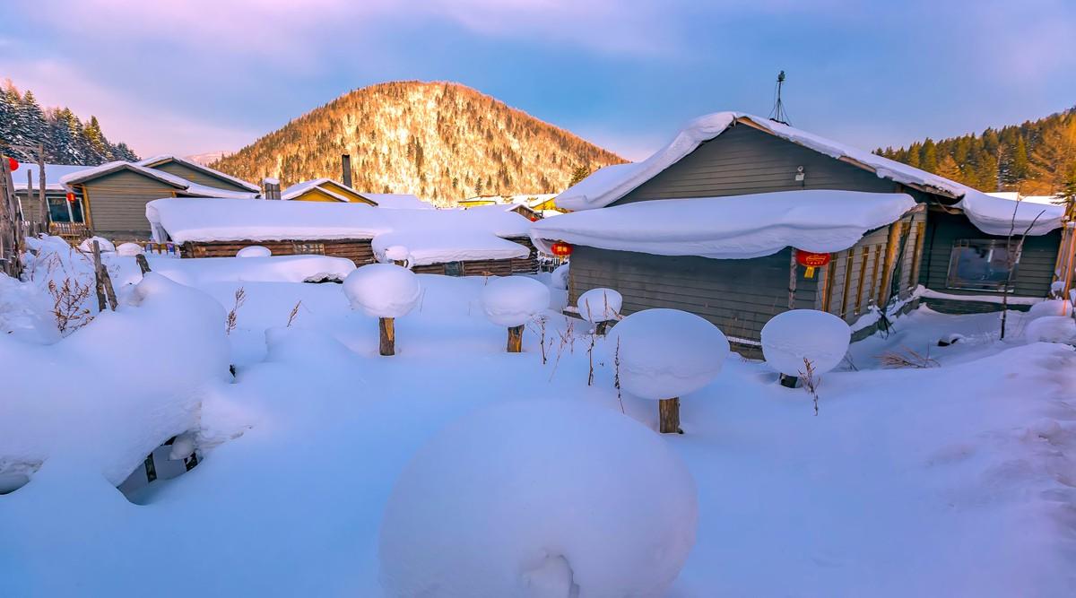 雪乡的雪虽然迷人 但来之不易 成本很高 还是看看照片吧_图1-23