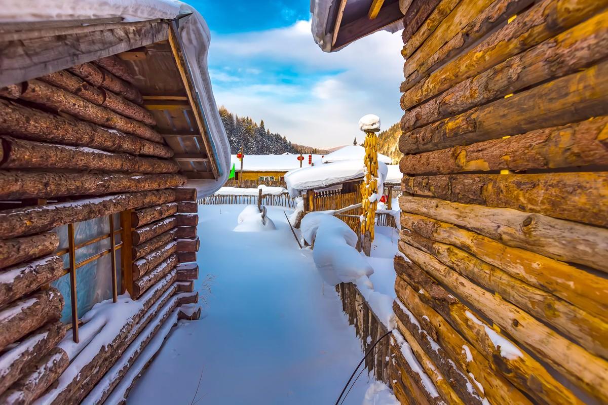 雪乡的雪虽然迷人 但来之不易 成本很高 还是看看照片吧_图1-24